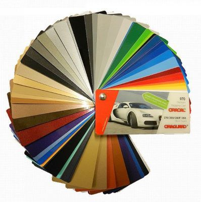 colores oracal 970 car wrapping
